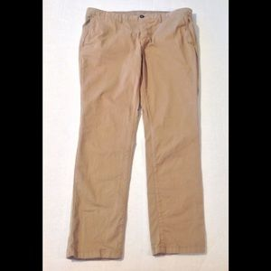 Michael Kors Chino Slim Fit Trousers Panys 38/32